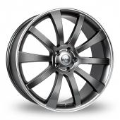 Riva SUV Grey Alloy Wheels