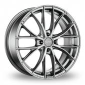 OZ Racing Italia 150 4 Stud Grigio Corsa Alloy Wheels