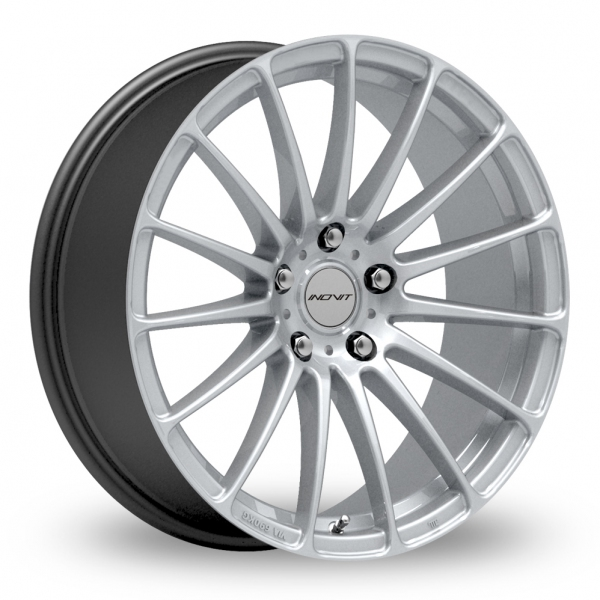 "16"" Inovit Force 5 Silver Alloy Wheels"
