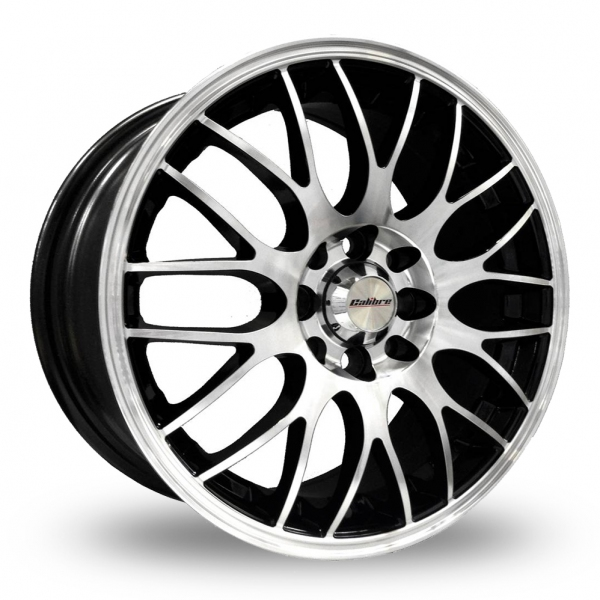 "17"" Calibre Motion 2 Polished Alloy Wheels"