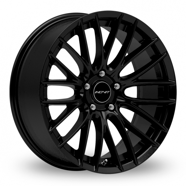 "Picture of 19"" Inovit Sonic Black Wider Rear"