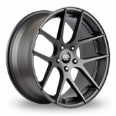 AVA Memphis Gun Metal Alloy Wheels