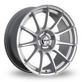 Maxxim Winner Silver Alloy Wheels