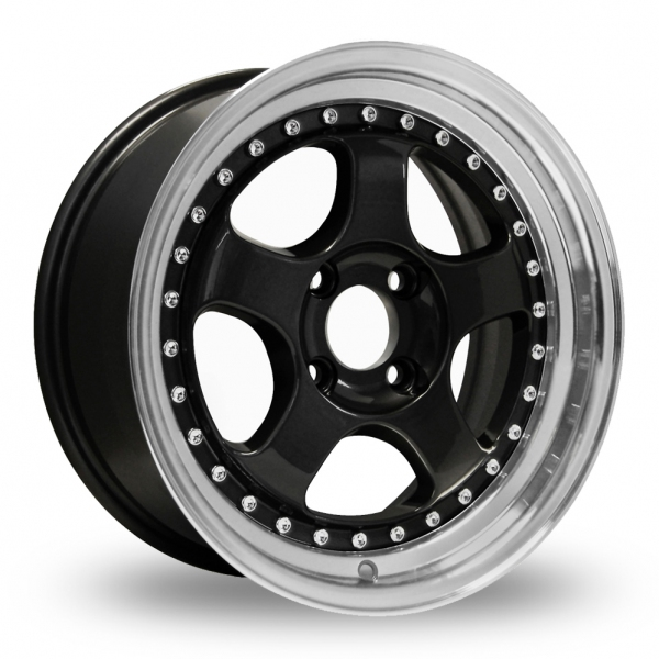"Picture of 15"" Konig Candy Black"