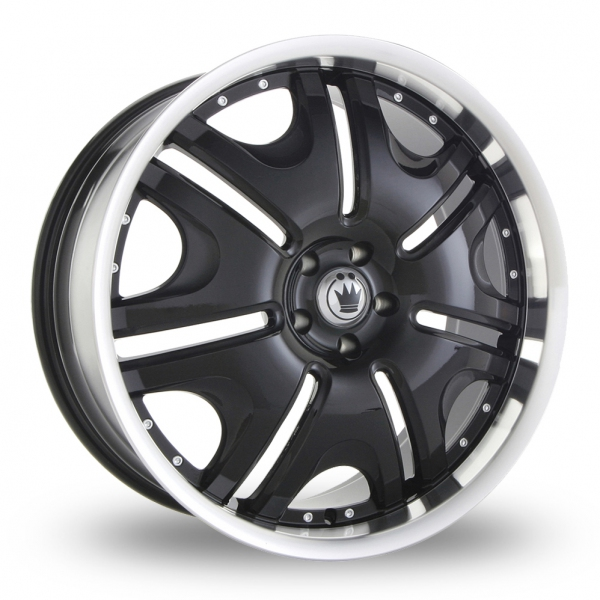 "Picture of 20"" Konig Blix 1 Black"