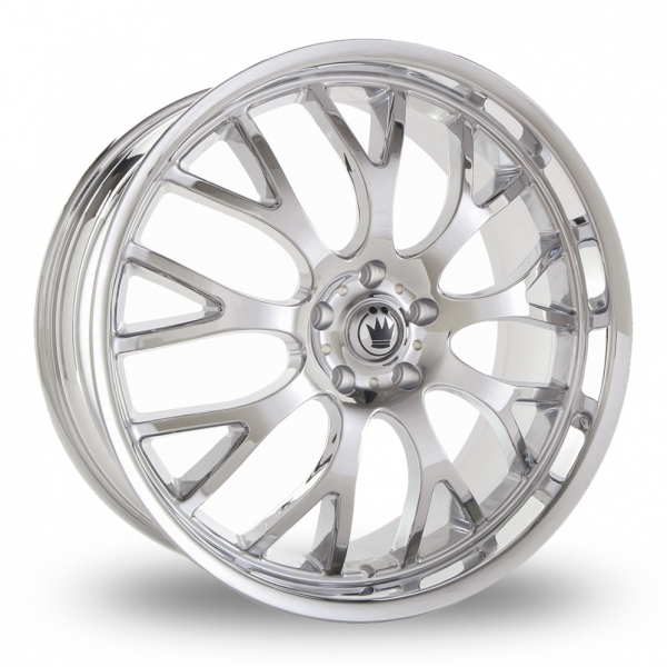 "Picture of 20"" Konig Blix 3 Chrome"