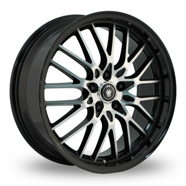 Konig Lace Black Polished