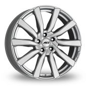 AEZ Reef Silver Alloy Wheels