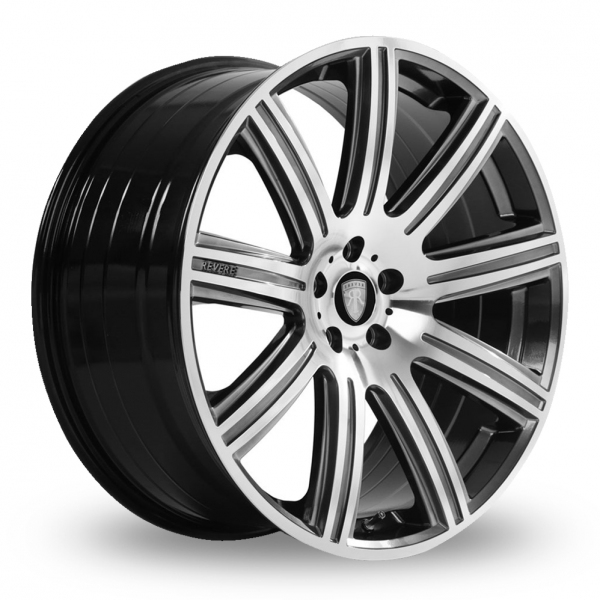 "Picture of 23"" Revere WC4 Anthracite/Polished"