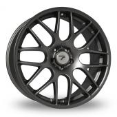 Riva DTM Matt Grey Alloy Wheels
