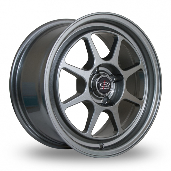 "Picture of 15"" Rota Spec8 Grey"