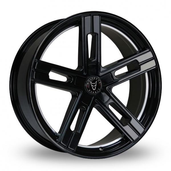 Wolfrace Stuttgart (Special Offer) Gloss Black