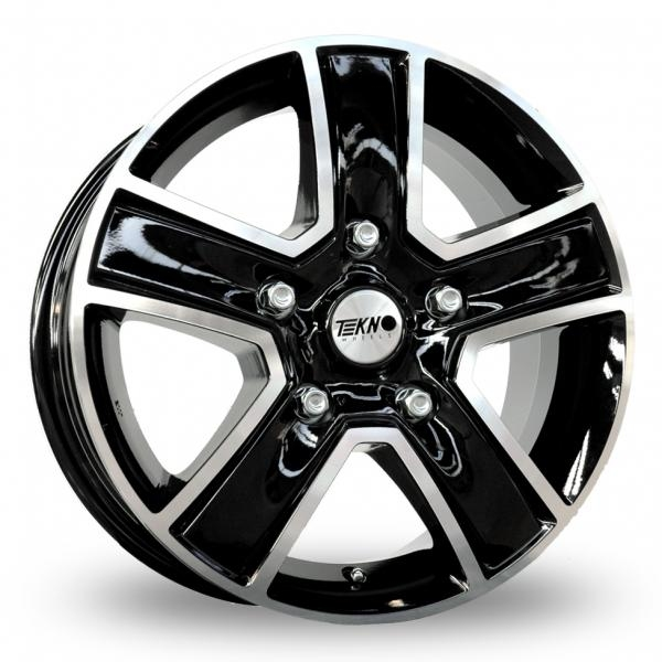 "Picture of 18"" Tekno KV5 Black"