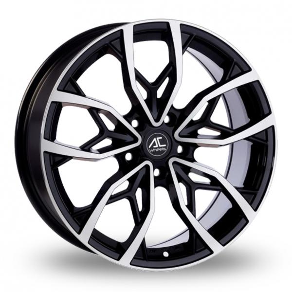 "Picture of 18"" AC Wheels Vertu Black/Polished"