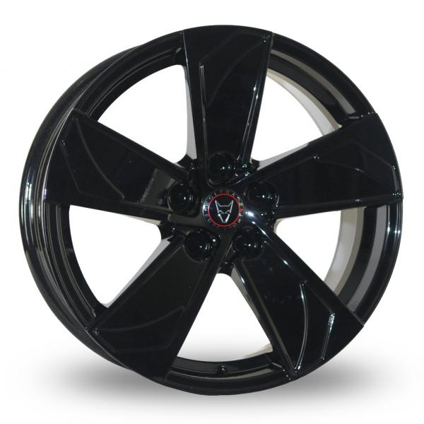 Wolfrace AD5 Gloss Black
