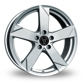 KODIAK SILVER Alloy Wheels