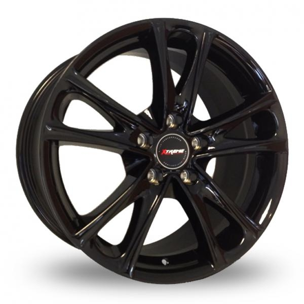 "Picture of 17"" Xtreme X95 Gloss Black"